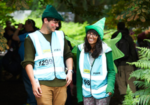 Hotbox Events event volunteer stewards working at Latitude Festival