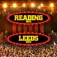 2012 Reading and Leeds Line-ups!
