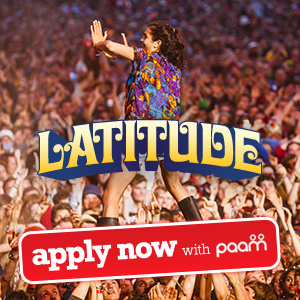Time is running out to join us at the 2014 Latitude Festival!