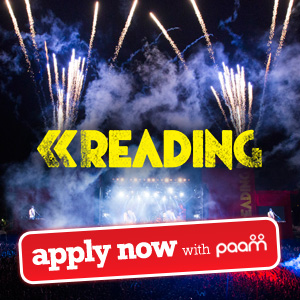 2014 Reading Festival volunteer positions have all now been filled!