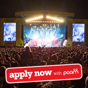 Last chance to join us at the 2015 Reading and Leeds Festival!