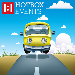 2015 Hotbox Events Festival Volunteer Lift Sharing