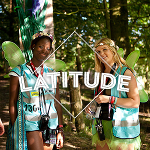 Will you be a Pixie Volunteer at the 2015 Latitude Festival?