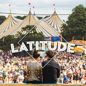 A huge thank you to everyone who worked with us at Latitude Festival!