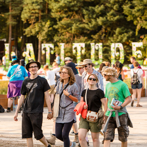 Last chance to join us at Latitude Festival! Just 39 volunteer places left!