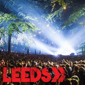 Volunteer positions available at the 2015 Leeds Festival!