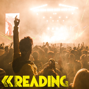 2015 Reading Festival volunteer places have all been filled!
