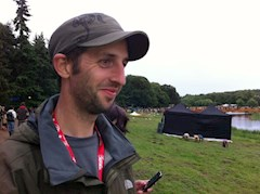 Volunteer manager Tavis on all important sheep watch