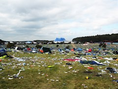 Such a tidy lot at Leeds Festival