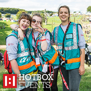 2016 Latitude, Reading and Leeds Festival Volunteer Applications opening on Mon 1st Feb!