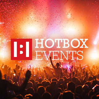 We've just launched the new Hotbox Events website!