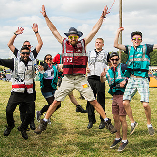 A huge thank you to our 2016 Reading and Leeds Festival staff and volunteers!