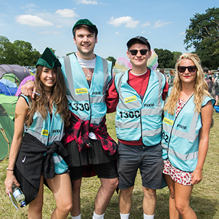 2017 Latitude, V, Download, Reading and Leeds Festival Volunteer Applications opening on 1st February!