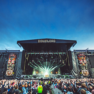 Just 8 weeks until the Dog Squad arrives at Download Festival 2017!