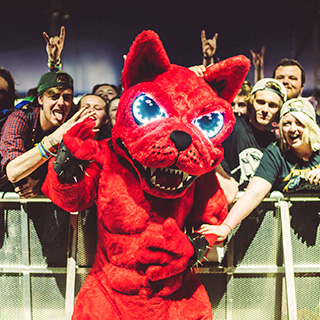 1 week to Download Festival and just 30 volunteer places left!