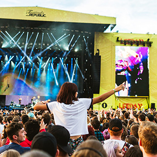 2017 Reading and Leeds Festival volunteer shift selection is open!