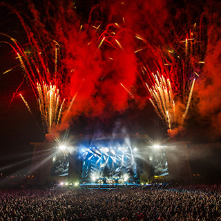 Record-breaking year for Download, Latitude, Reading and Leeds festival volunteering!