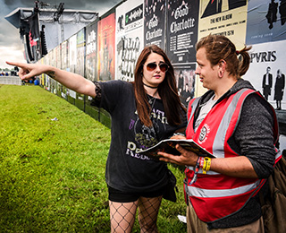 Festival volunteer photographer applications for the 2018 Download, Latitude, Reading and Leeds Festival!