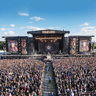 Last chance to volunteer at Download Festival! 18 places left!