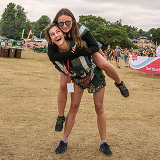 2018 Latitude Festival volunteer shift selection is now open!