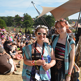 A huge thank you to our amazing 2018 Latitude Festival staff and volunteers! Please send us your feedback!