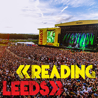 2018 Reading and Leeds Festival volunteer shifts, info pack, meal ordering for brand new catering!
