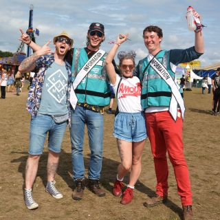 2005 Leeds Festival Volunteering, Limited Spaces Available!