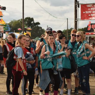 2011 Leeds and Reading Festival Staff Vacancies