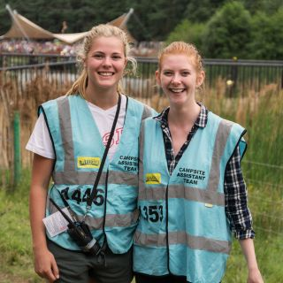 Latitude Festival 2012 Volunteering
