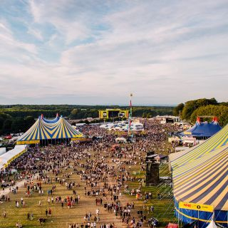 2012 Reading and Leeds Festival Volunteering Info