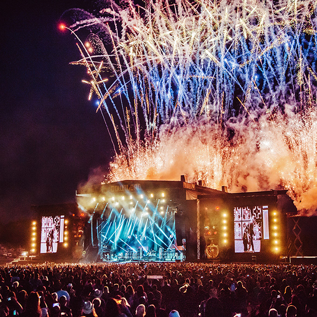 2019 Download Festival volunteer shift selection is now open!