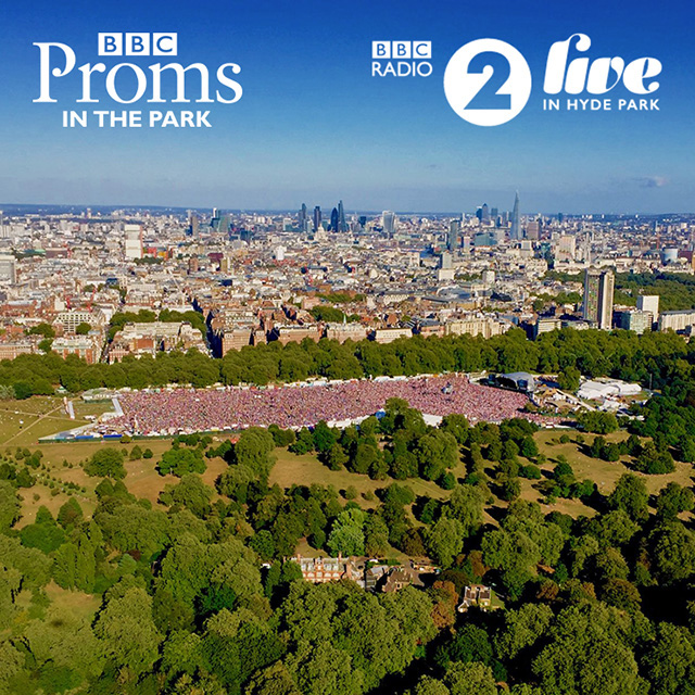 Paid Event Jobs available at BBC Proms in the Park and BBC Radio 2 Live in Hyde Park 2018!
