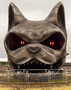 download dog head