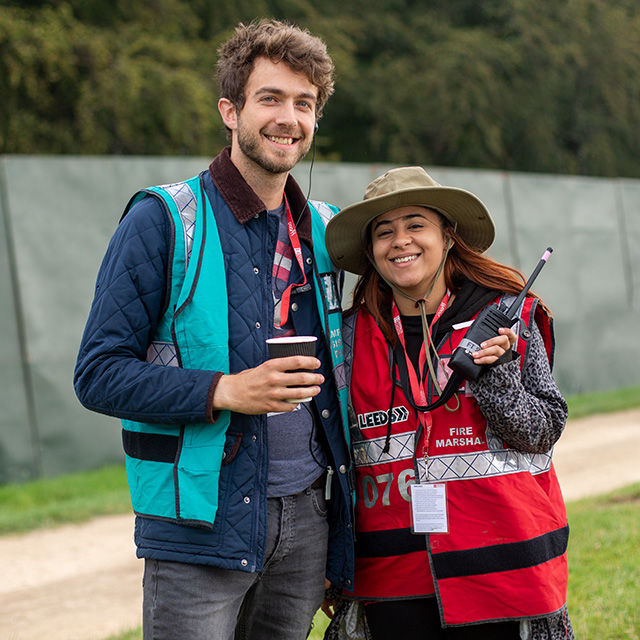 Leeds Festival 2019 Hotbox Events Staff and Volunteer Photos!