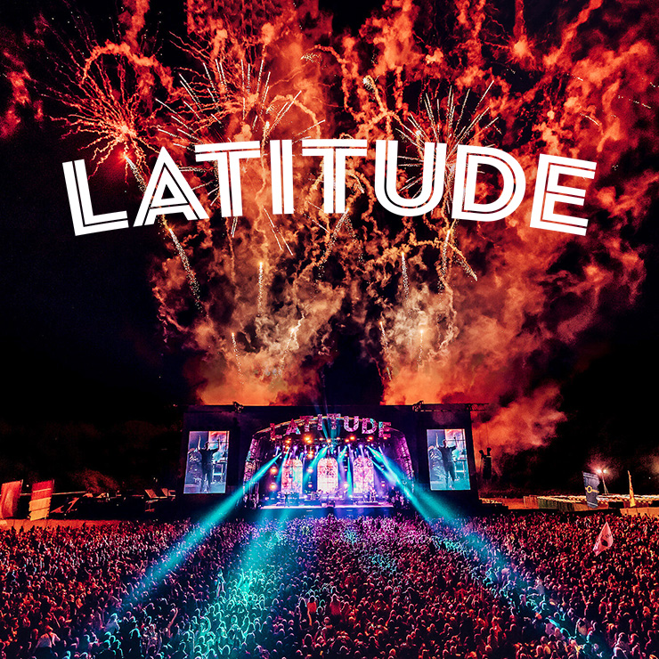 Volunteer at Latitude Festival 2020 with Hotbox Events - Stage photo with festival logo - 2020-001 740PxSq72Dpi