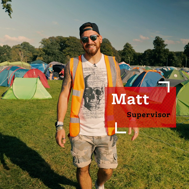 Watch the latest interviews with festival staff and volunteers!