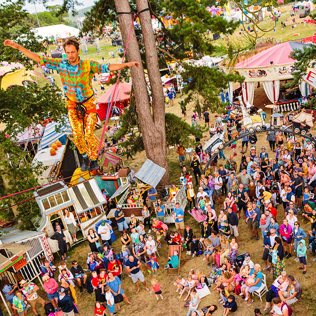 Camp Bestival 2020 Cancelled